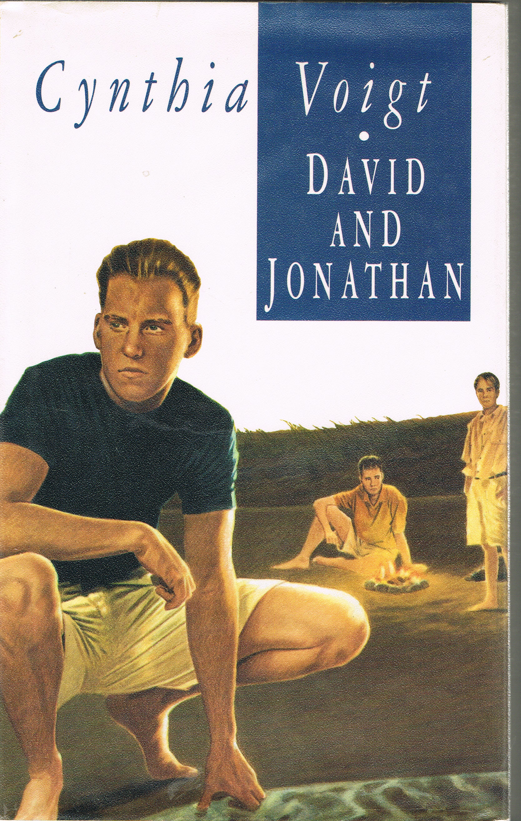 Image for David and Jonathan