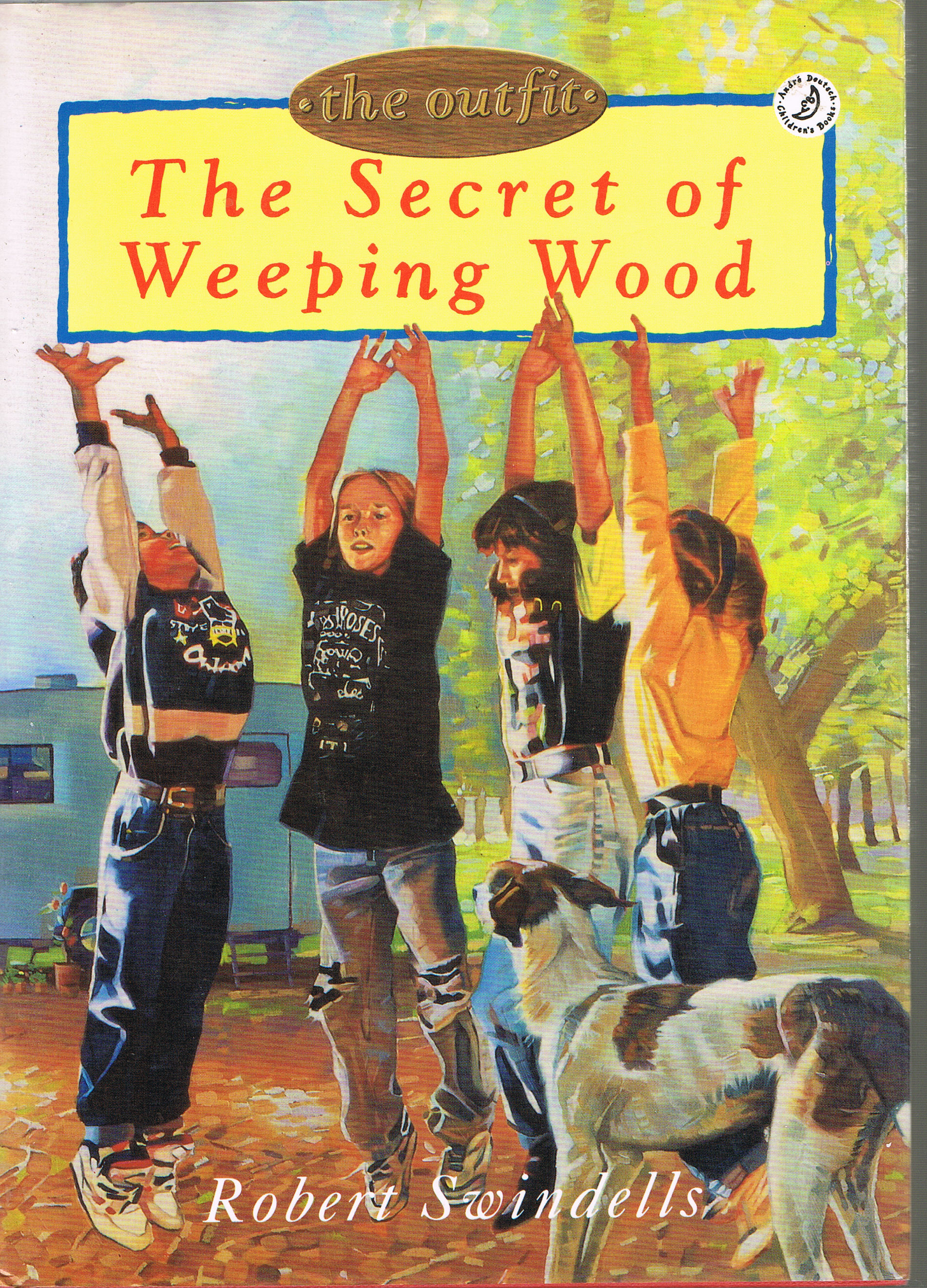 Image for The Secret of Weeping Wood