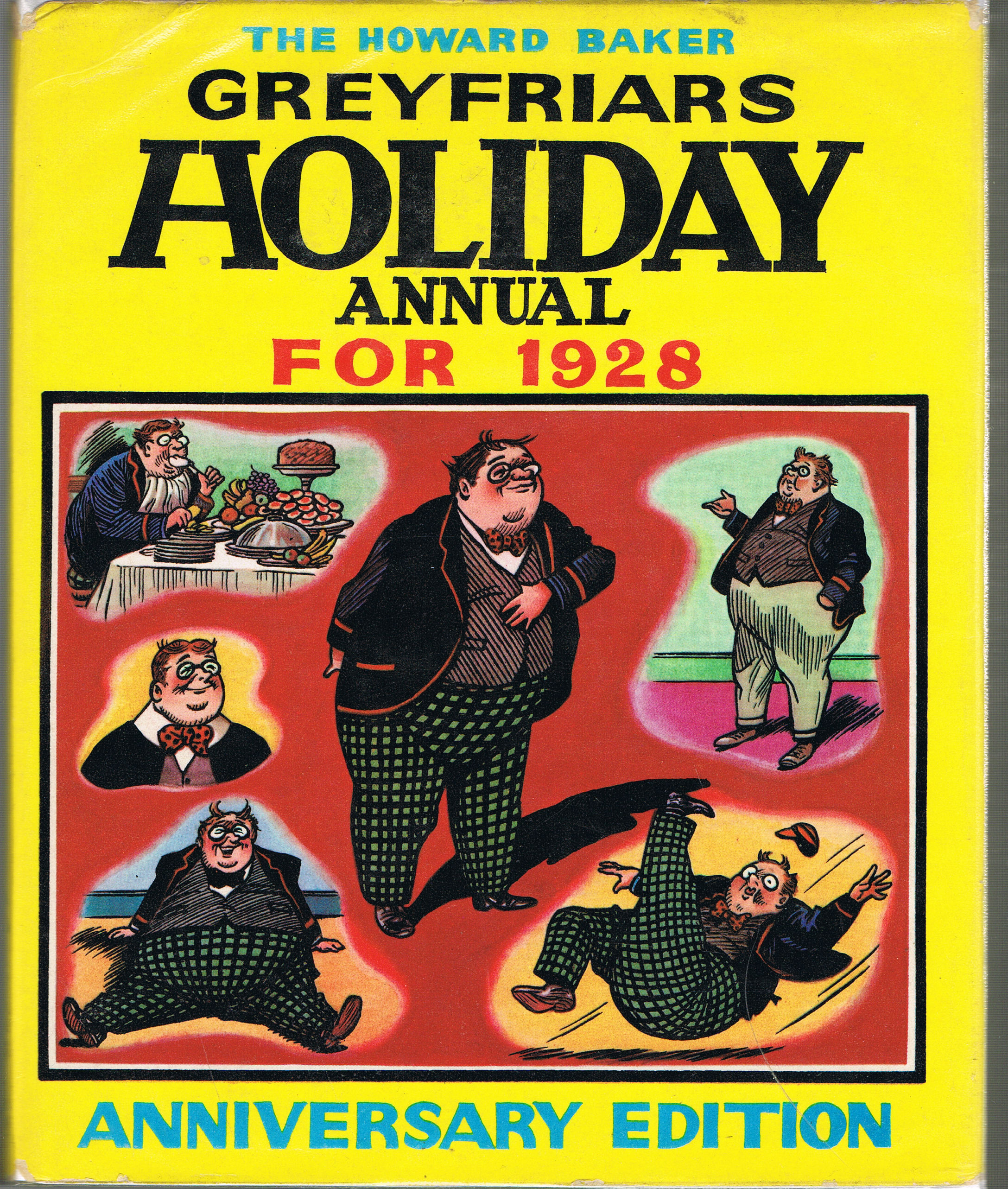 Image for The Greyfriars Holiday Annual for 1928 (Anniversary Edition)