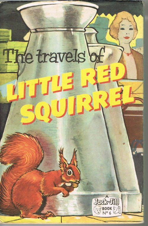 Image for The Travels of Little Red Squirrel
