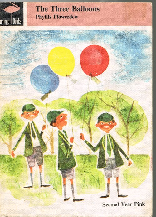 Image for The Three Balloons