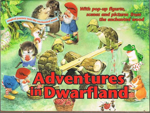 Image for Adventures in Dwarfland