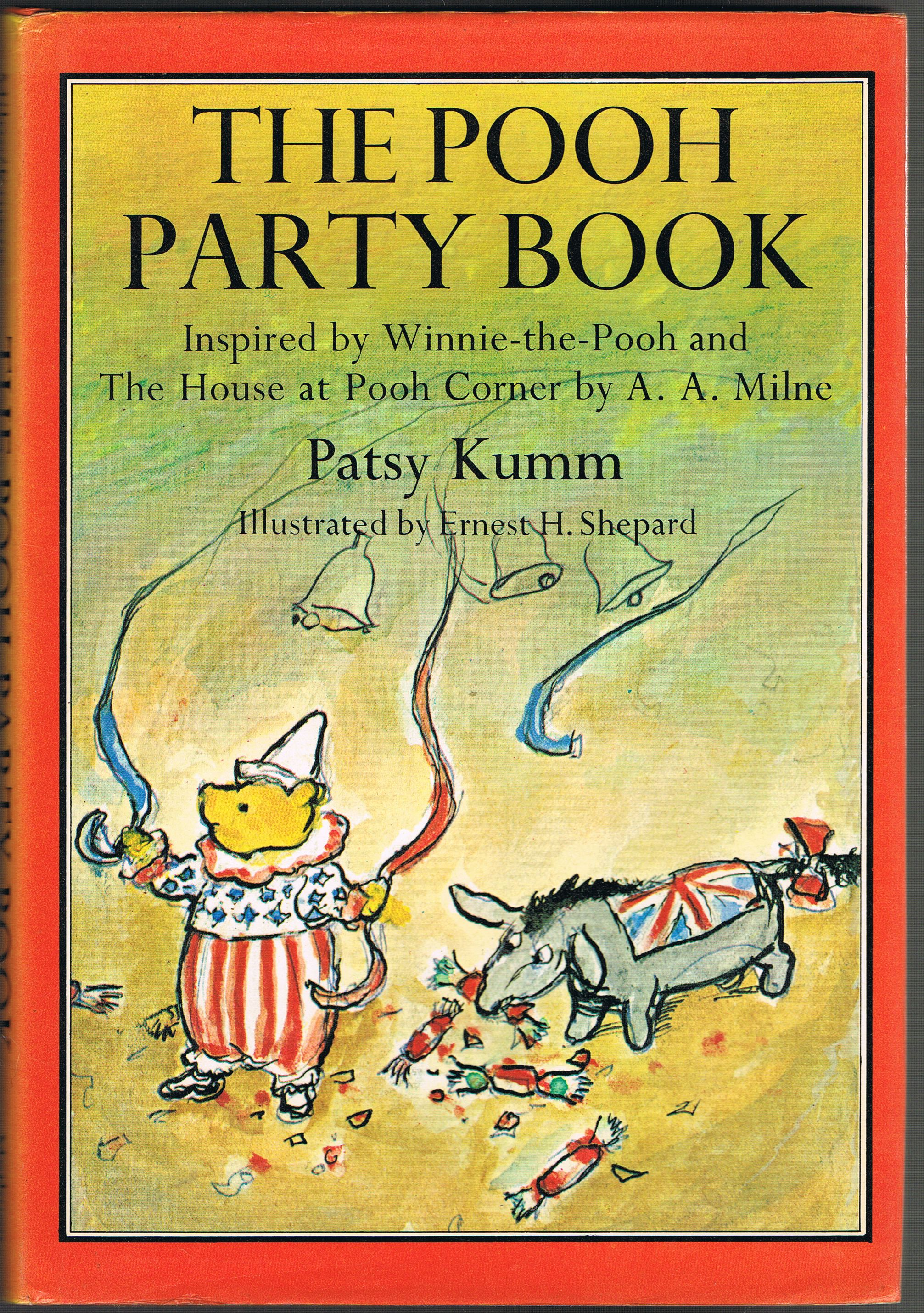 Image for The Pooh Party Book