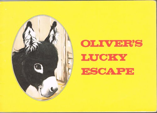Image for Oliver's Lucky Escape