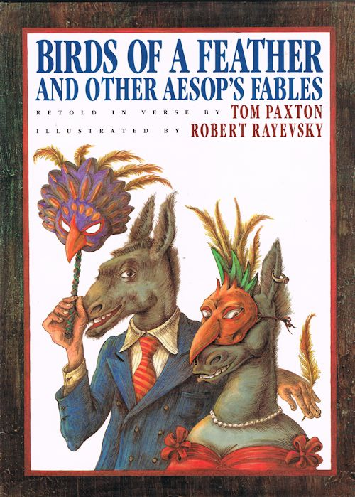 Image for Birds of a Feather : And Other Aesop's Fables