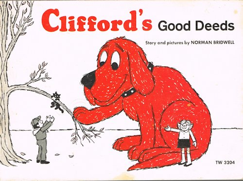 Image for Clifford's Good Deeds
