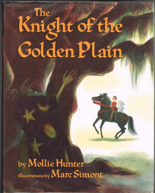 Image for The Knight of the Golden Plain
