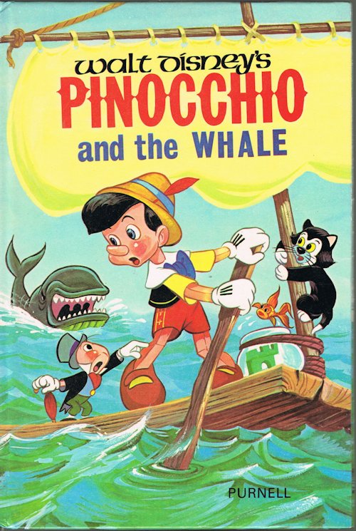 Image for Walt Disney's Pinocchio and the Whale