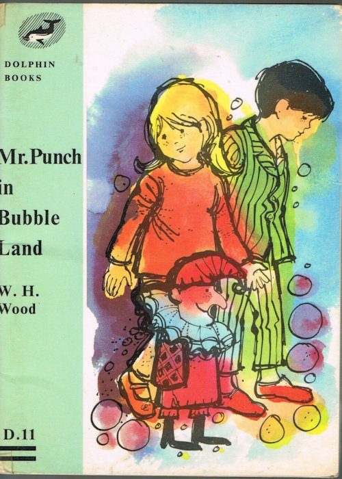 Image for Mr Punch in Bubble Land