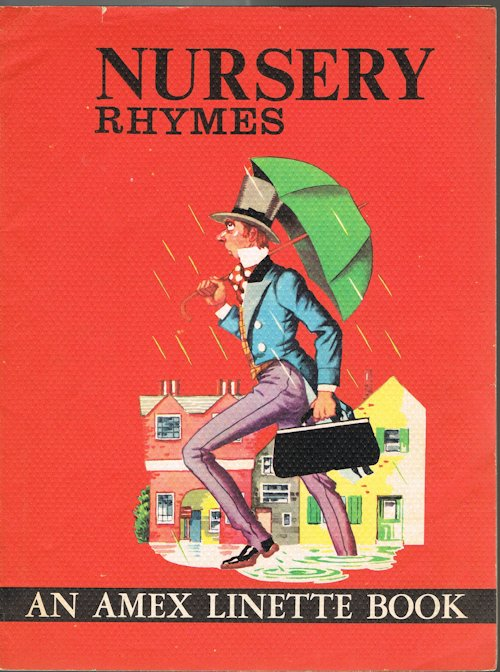 Image for Nursery Rhymes (An Amex Linette Book)