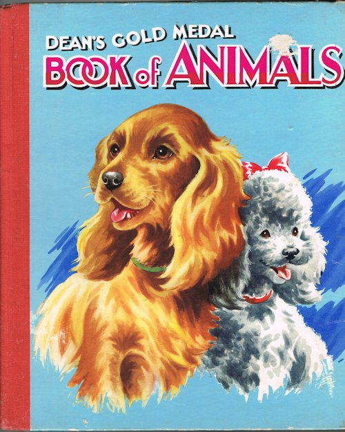 Image for Dean's Gold Medal Book of Animals