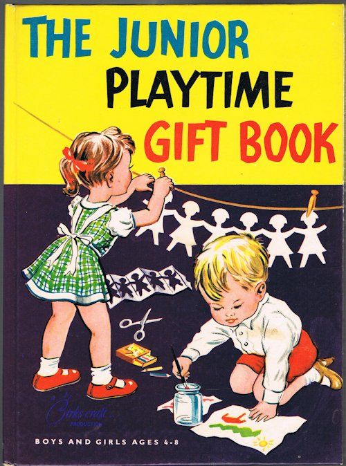 Image for The Junior Playtime Gift Book