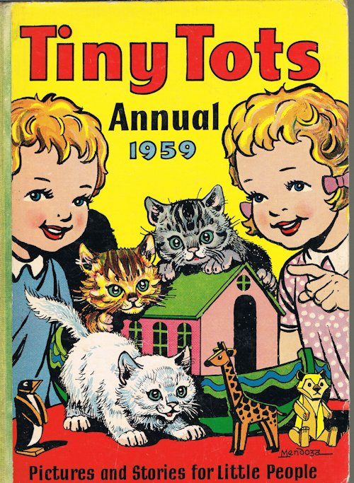 Image for Tiny Tots Annual 1959