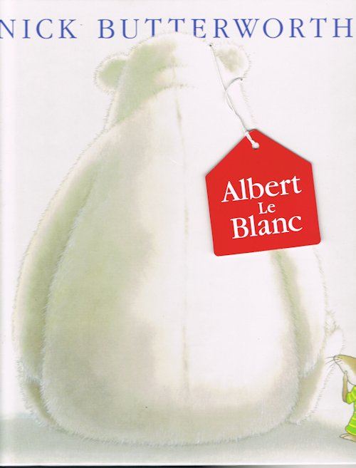 Image for Albert Le Blanc
