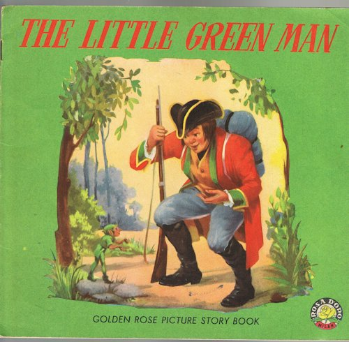 Image for The Little Green Man