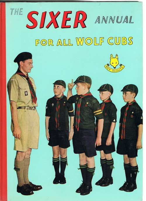 Image for The Sixer Annual for All Wolf Cubs