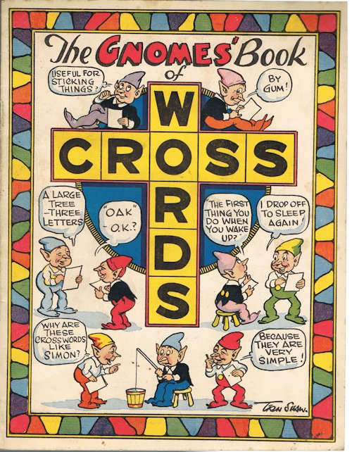Image for The Gnomes' Book of Crosswords