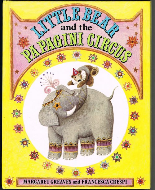 Image for Little Bear and the Papagini Circus