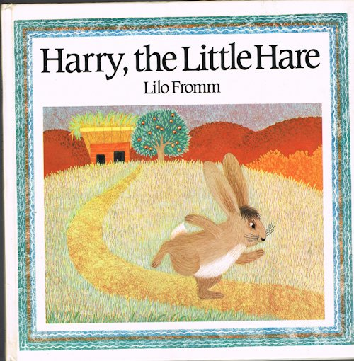 Image for Harry, the Little Hare