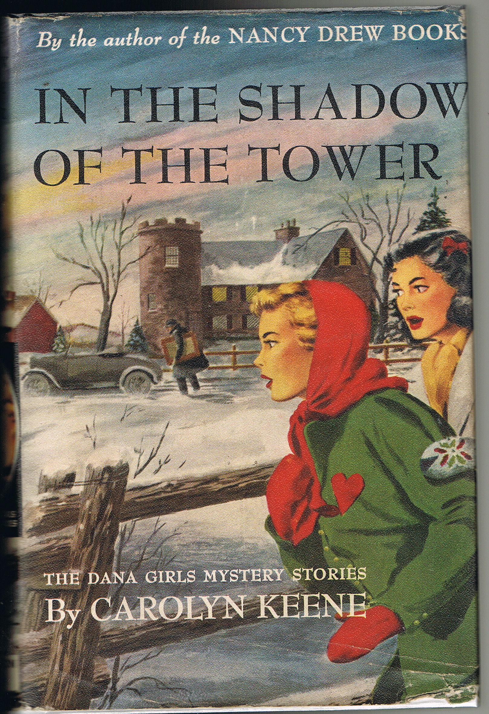 Image for In the Shadow of the Tower (The Dana Girls Mystery Series)