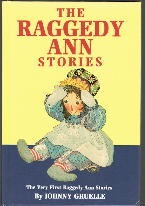 Image for The Raggedy Ann Stories