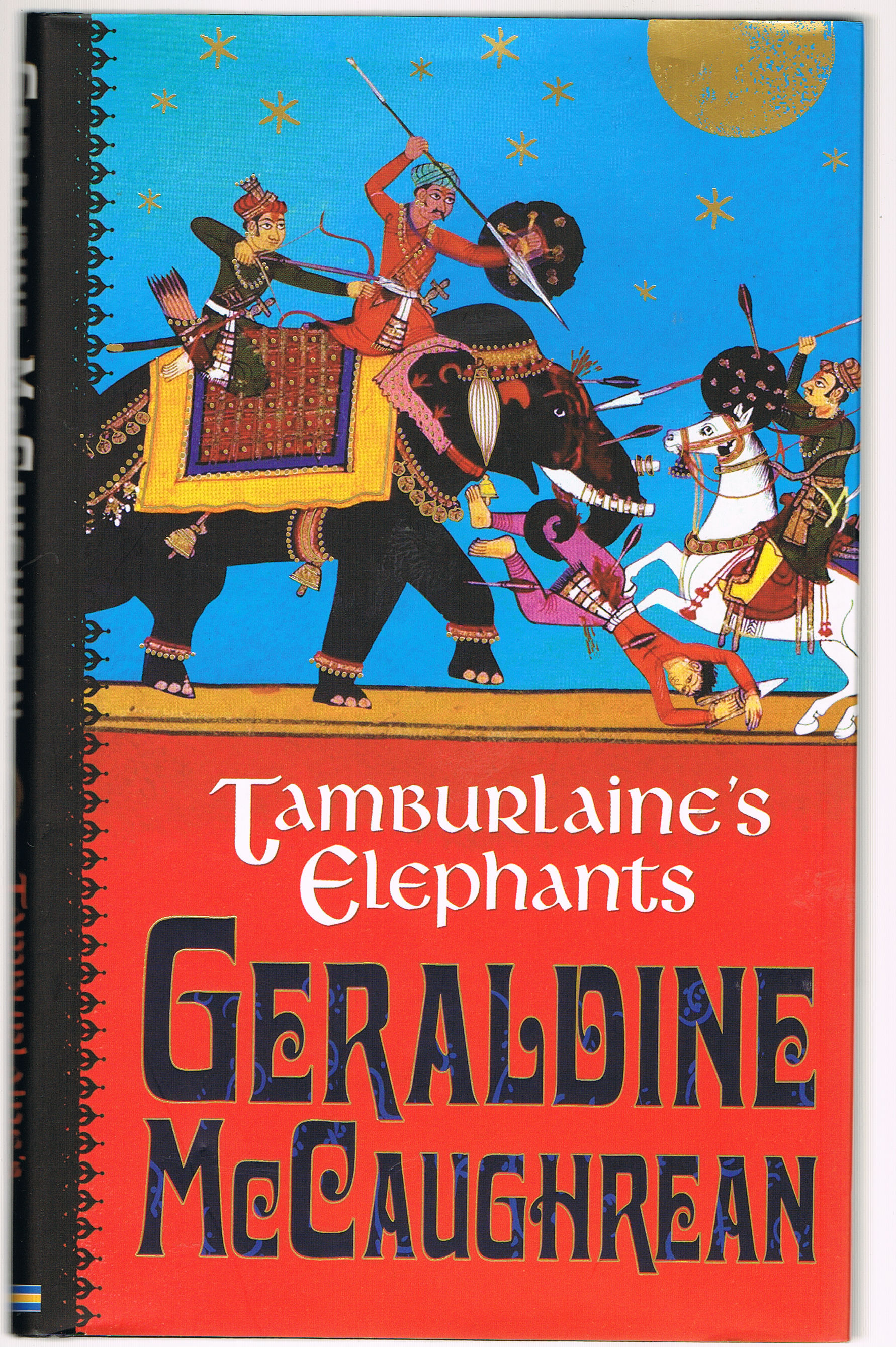 Image for Tamburlaine's Elephants