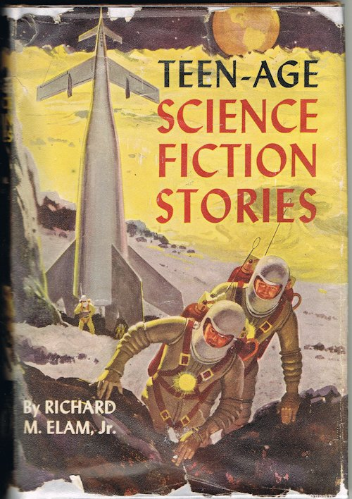 Image for Teen-Age Science Fiction Stories
