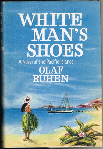 Image for White Man's Shoes: A Novel of the Pacific Islands