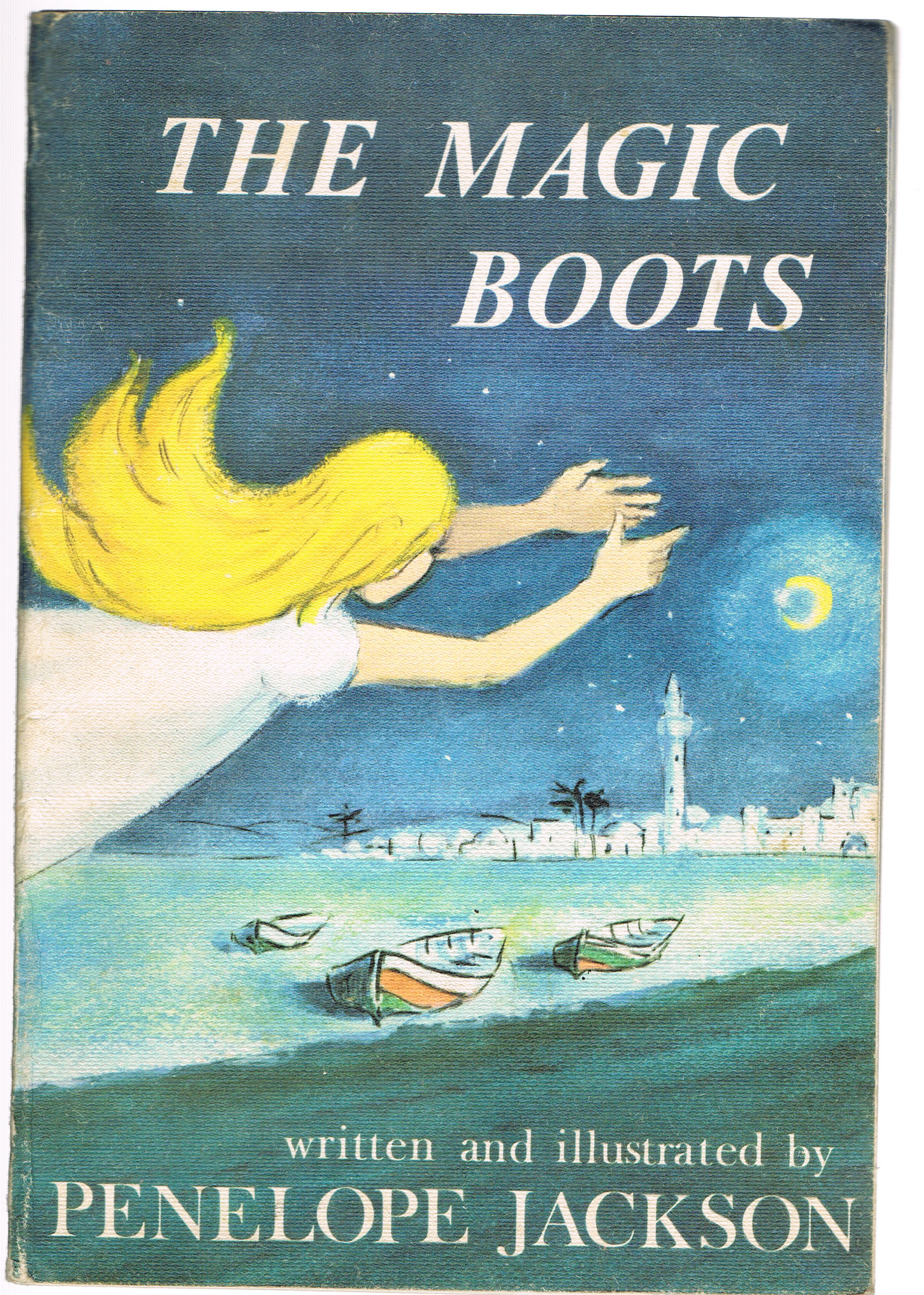 Image for The Magic Boots