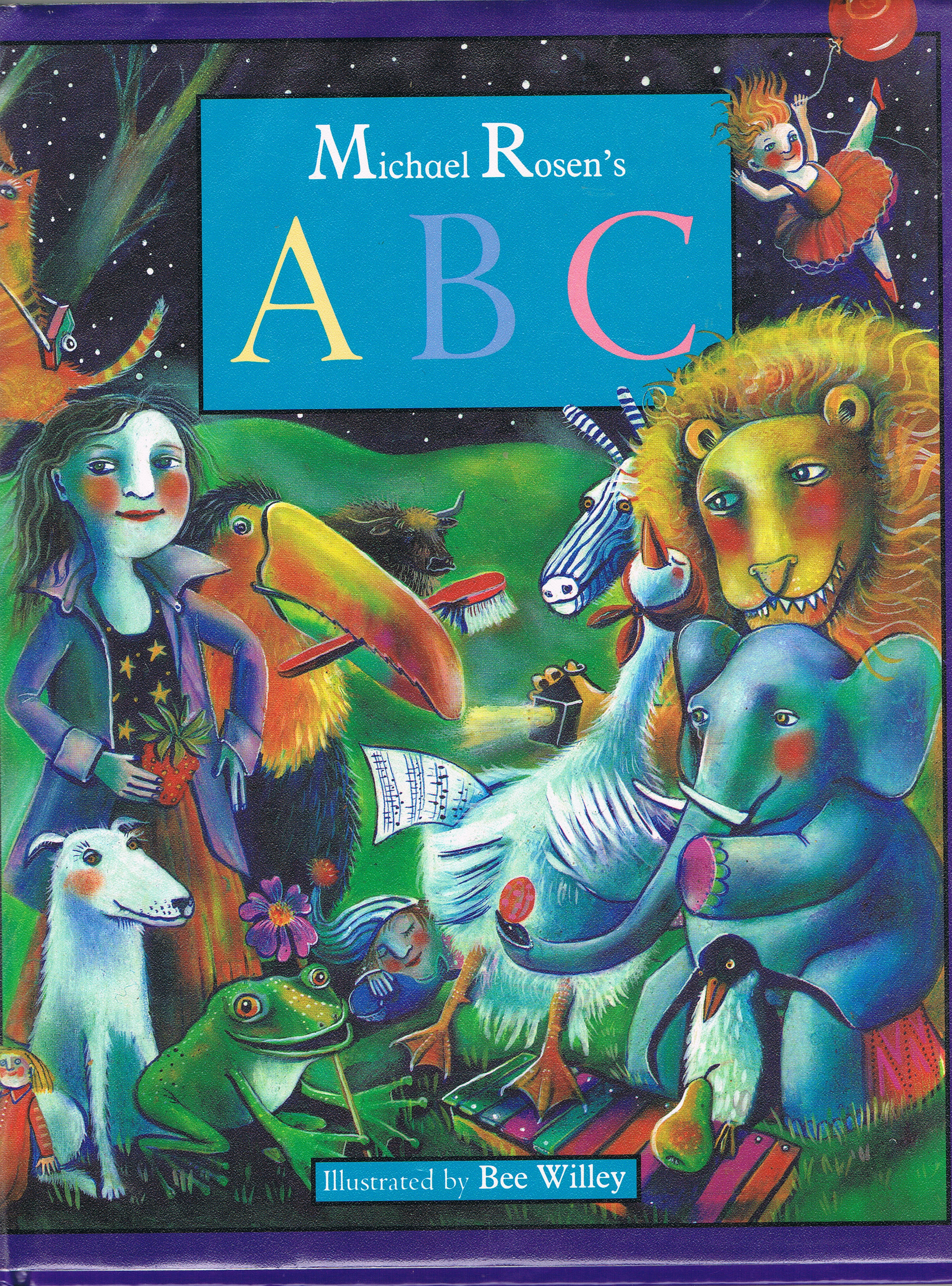 Image for Michael Rosen's ABC