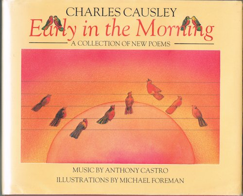 Image for Early in the Morning: A Collection of New Poems