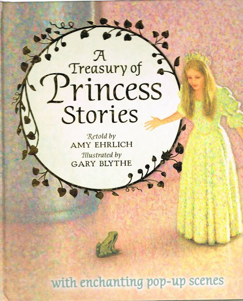 Image for A Treasury of Princess Stories