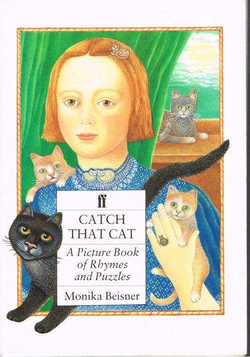 Image for Catch That Cat: A Picture Book of Rhymes and Puzzles