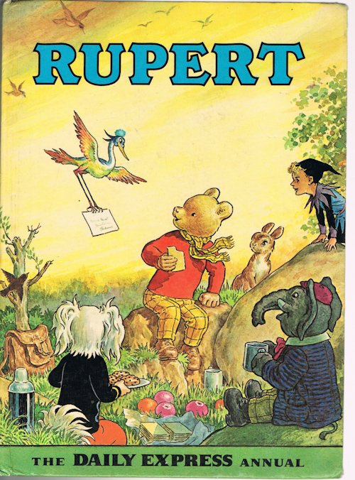 Image for Rupert Annual [1973]