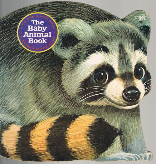 Image for The Baby Animal Book