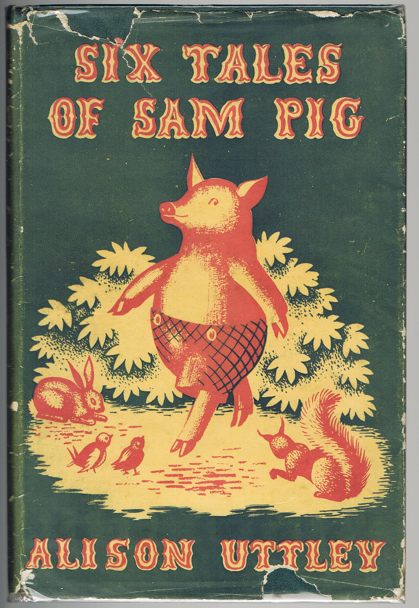 Image for Six Tales of Sam Pig