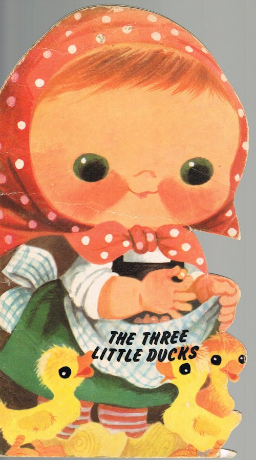 Image for The Three Little Ducks (Sleep-Time Tales)