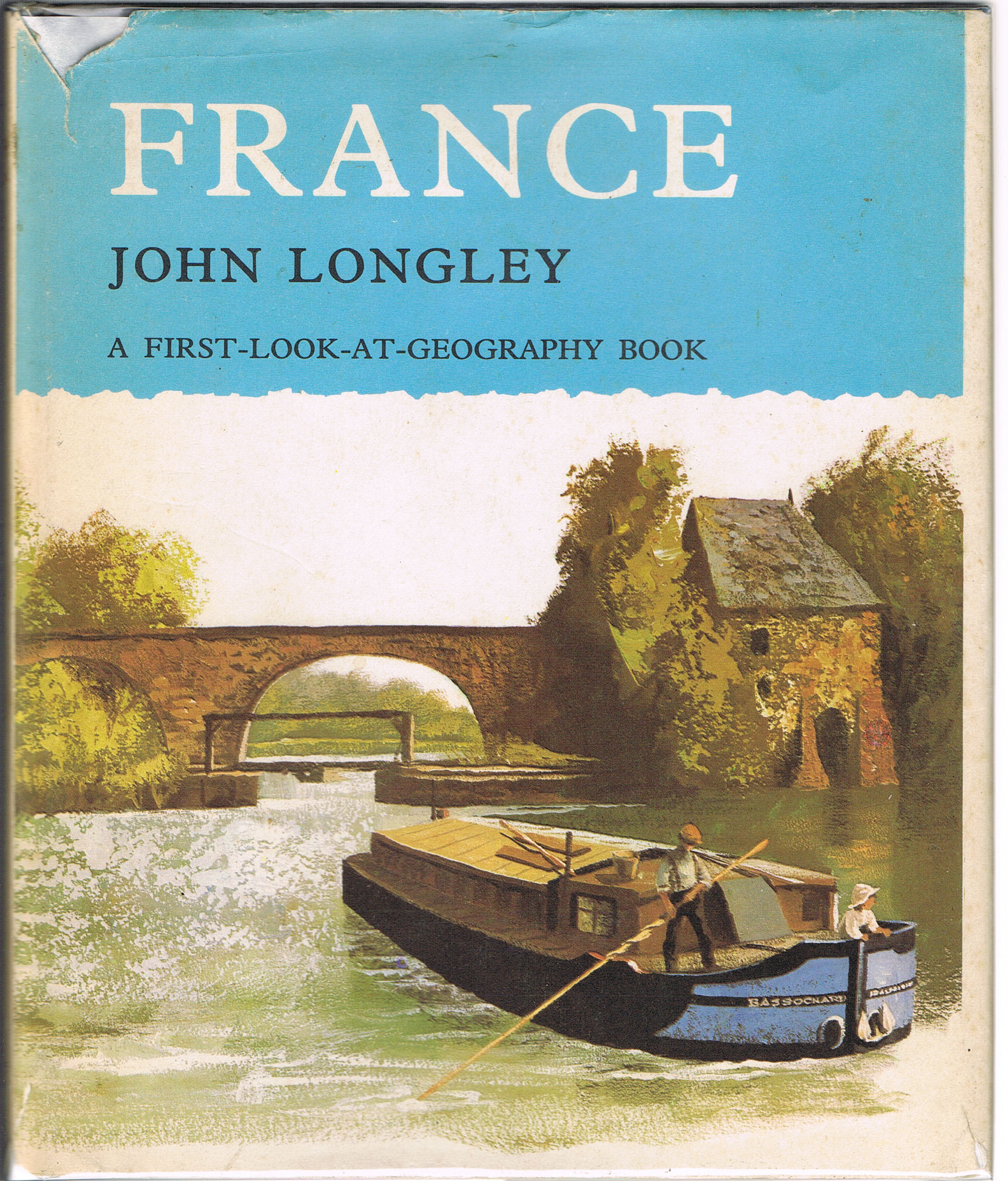 Image for France (A First-Look-at-Geography Book)