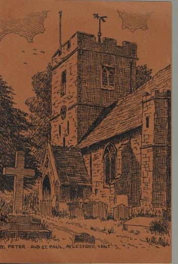 Image for Aylesford Parish Church: An Illustrated Guide