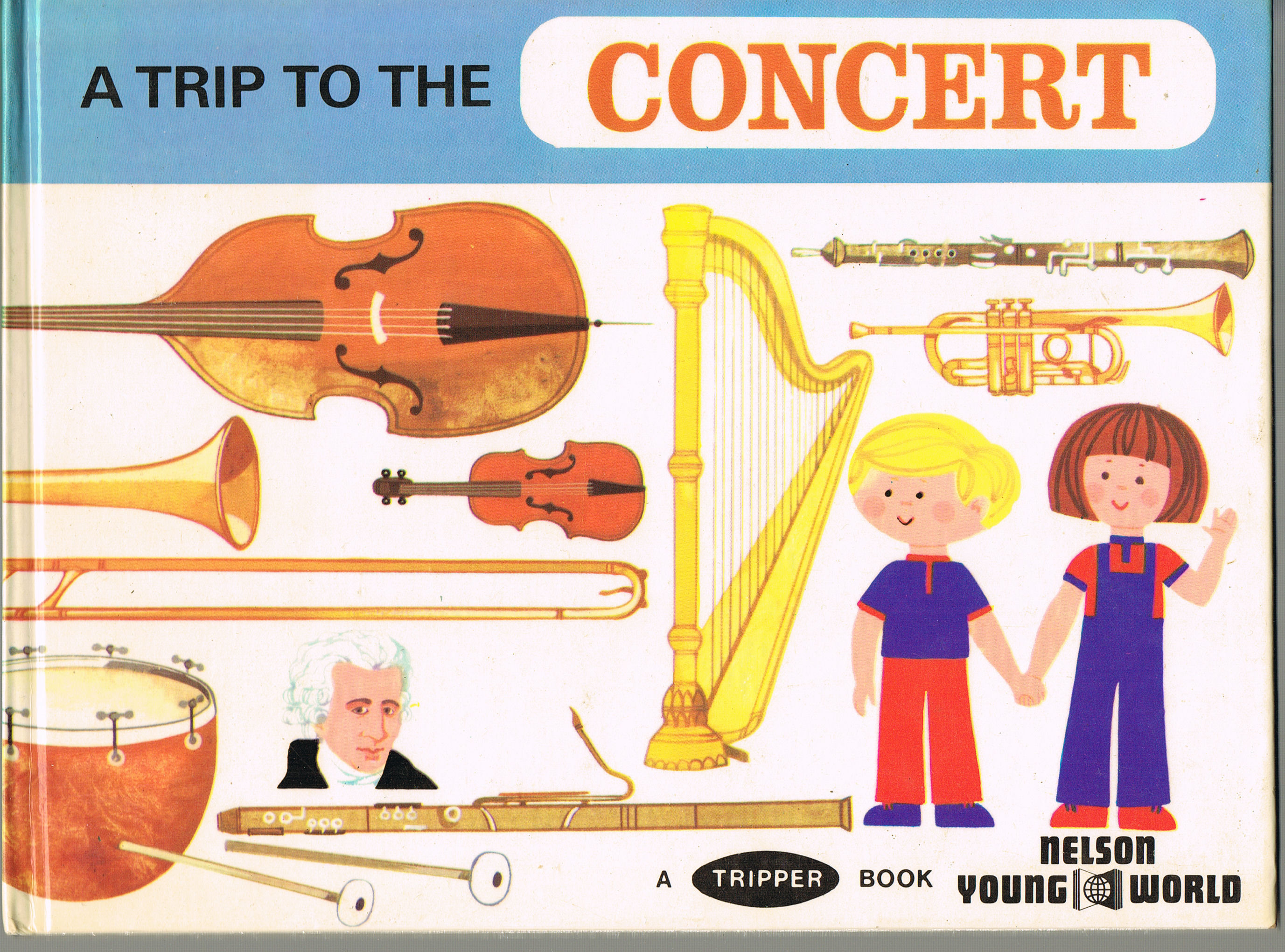 Image for A Trip to the Concert (A Young World Tripper Book)