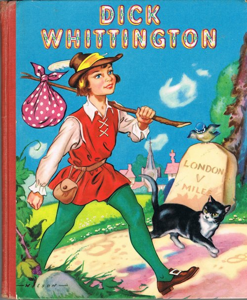 Image for Dick Whittington (An Heirloom All-Colour Book)