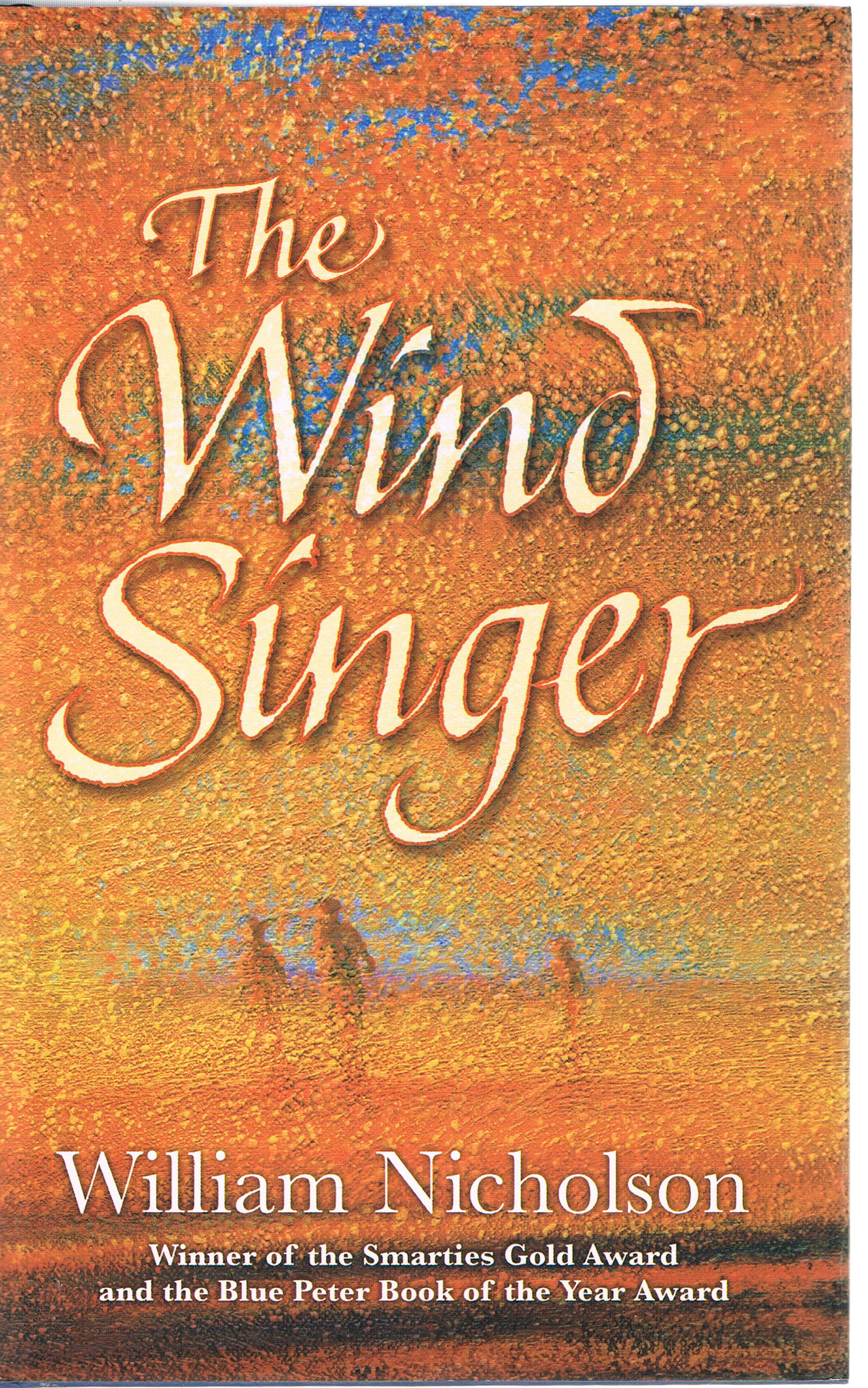 Image for The Wind Singer: The Wind on Fire I