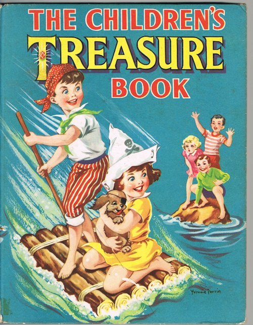 Image for The Children's Treasure Book