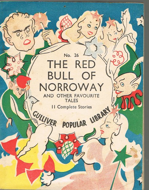 Image for The Red Bull of Norroway and Other Favourite Tales