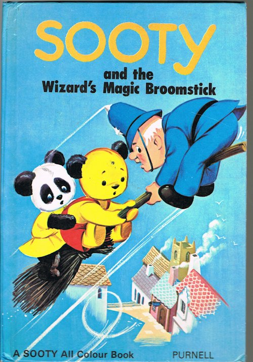 Image for Sooty and the Wizard's Magic Broomstick