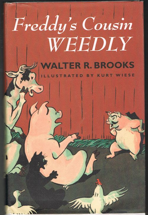 Image for Freddy's Cousin Weedly