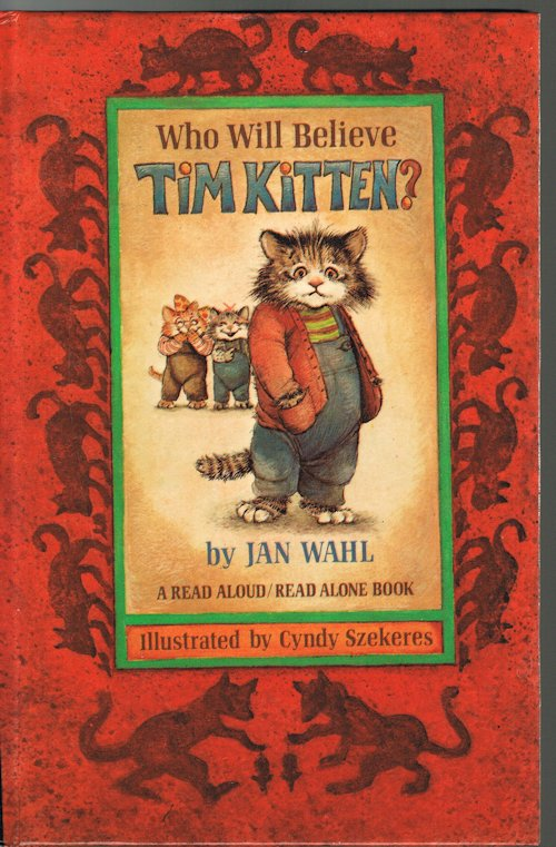 Image for Who Will Believe Tim Kitten?