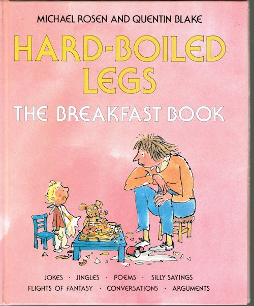 Image for Hard-Boiled Legs: The Breakfast Book