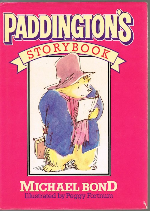 Image for Paddington's Storybook
