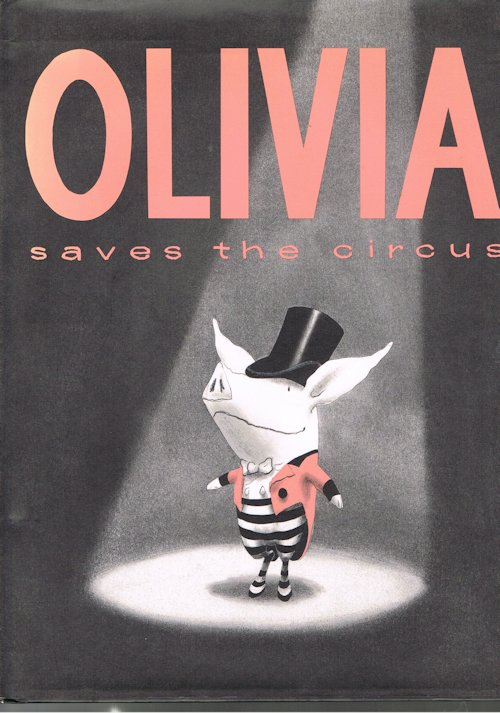 Image for Olivia Saves the Circus